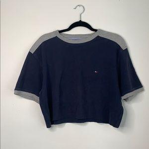 Tommy Hilfiger Cropped Tshirt